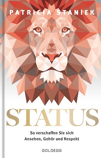Patricia Staniek - Status (Buchcover)